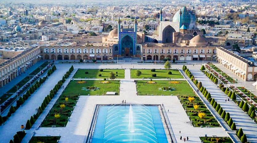 اصفهان میدان امام
